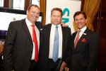 Dr. Michael Suess, CEO Energy Sector, Siemens - Karl McCartney MP - Roland Auric