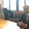 Karl Meets Luke Hall, Minister of State for Regional Growth & Local Government